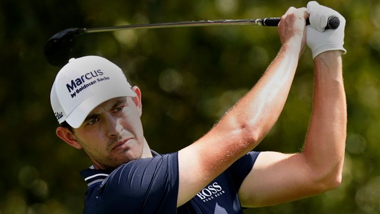Cantlay mixed five birdies with four bogeys during an entertaining Sunday