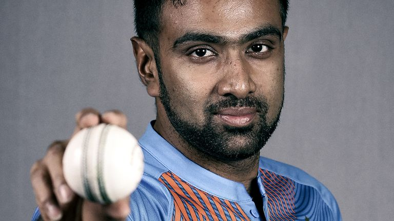 Ravichandran Ashwin took four wickets at an average of 28.75 in the 2016 ICC T20 World Cup