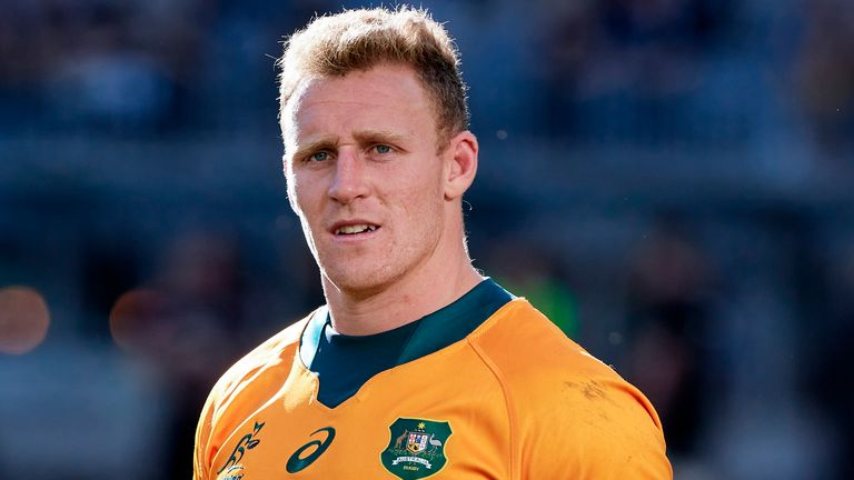 Reece Hodge has been brought in at full-back vs Argentina for his first Wallabies start of the year