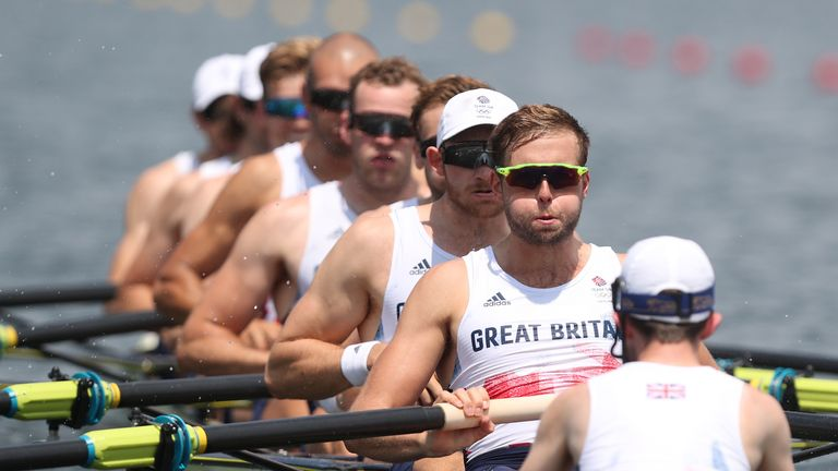 """Andy Parkinson resigned to """"explore new opportunities"""", says British Rowing"""