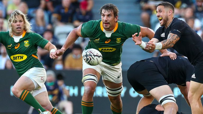 South Africa slipped to a third consecutive loss