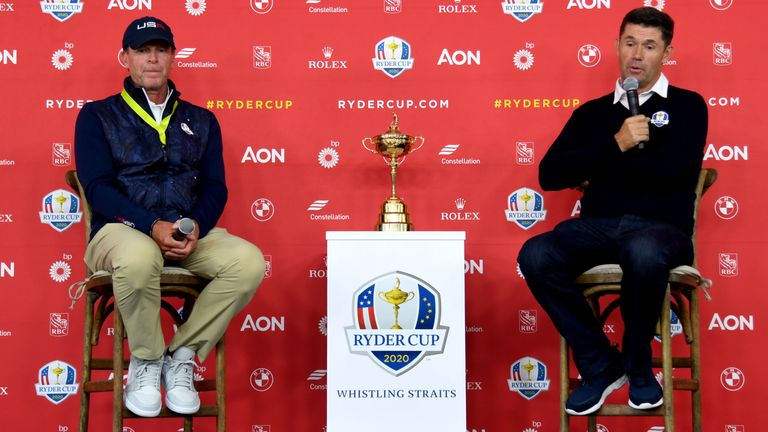 Picture - 'Wrong to make USA heavy Ryder Cup favourites'