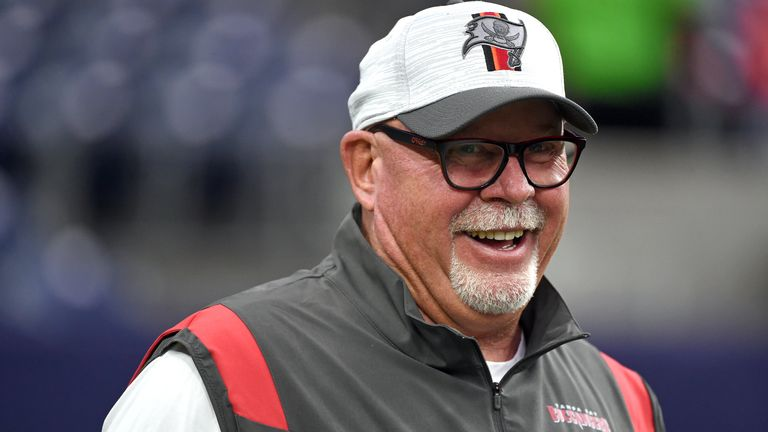 Tampa Bay Buccaneers head coach Bruce Arians says his COVID-19 rules are & # 160;  stricter than those of the NFL