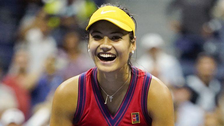 Emma Radocano bisa berada di garis depan dengan idola Simona Halep di BNP Paribas Open di Indian Wells jika mereka berdua memenangkan pertandingan pembukaan mereka