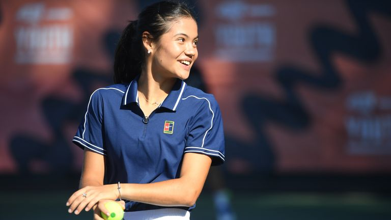 Emma Raducanu is confident she can compete with the best tennis players in the world on a regular basis following her US Open triumph.