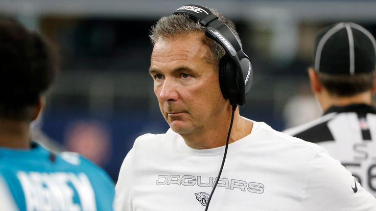 Urban Meyer: NFLPA investigates Jacksonville Jaguar's coach comments from on player