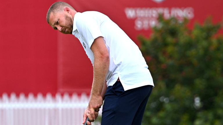 Daniel Berger is making his Ryder Cup debut but has Presidents Cup experience