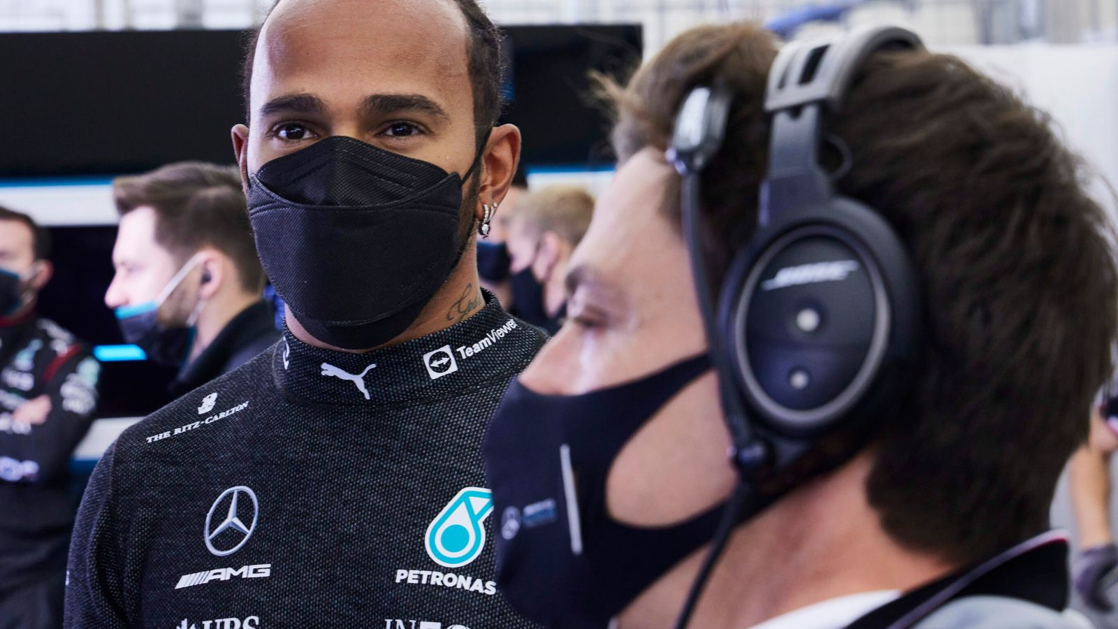 Martin Brundle: Lewis Hamilton made mistake by overruling Mercedes in Turkish GP pit-call fiasco