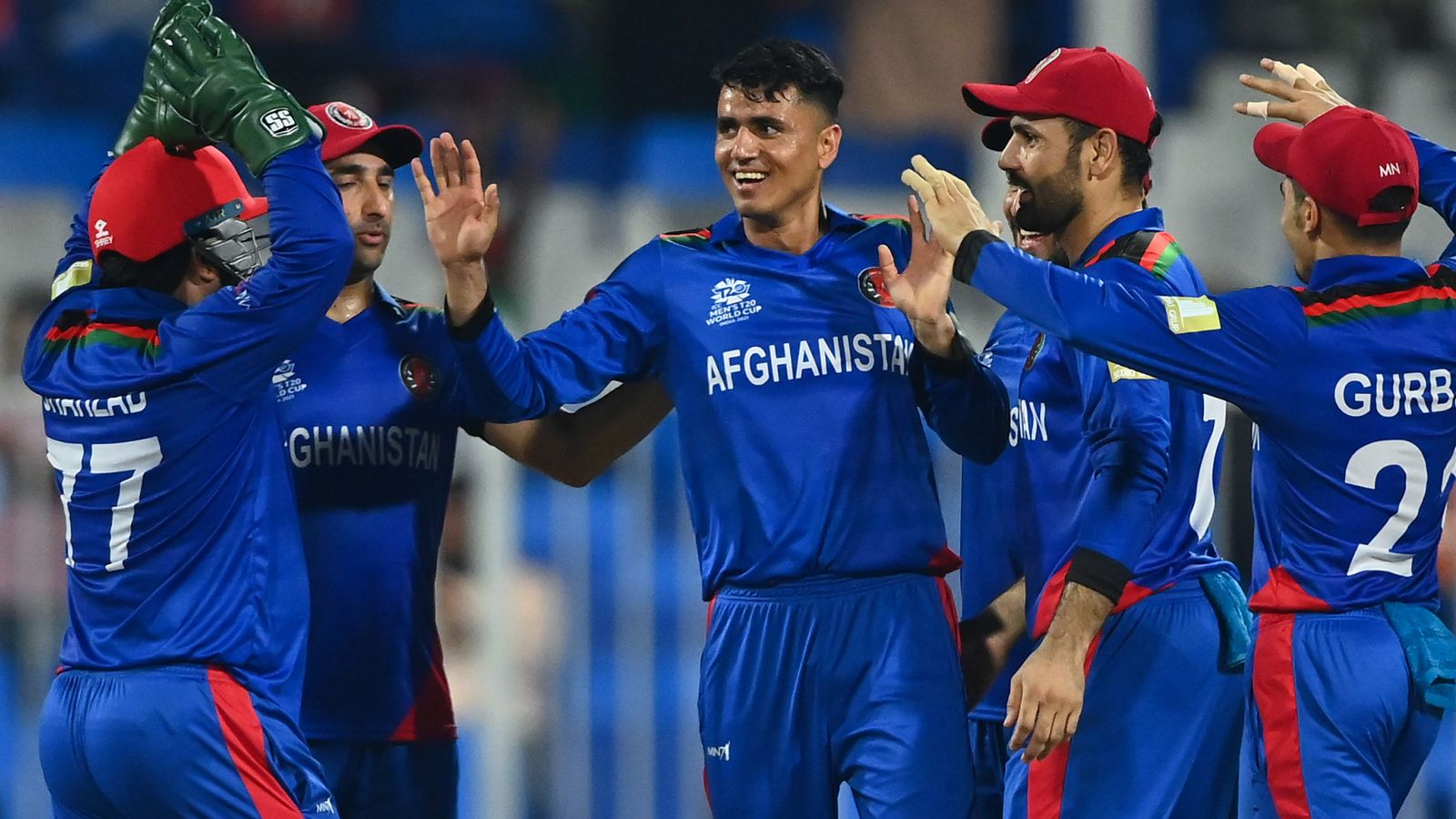 Scotland lose to Afghanistan by 130 runs in T20 World Cup, rolled for 60 as Mujeeb Ur Rahman takes 5-20