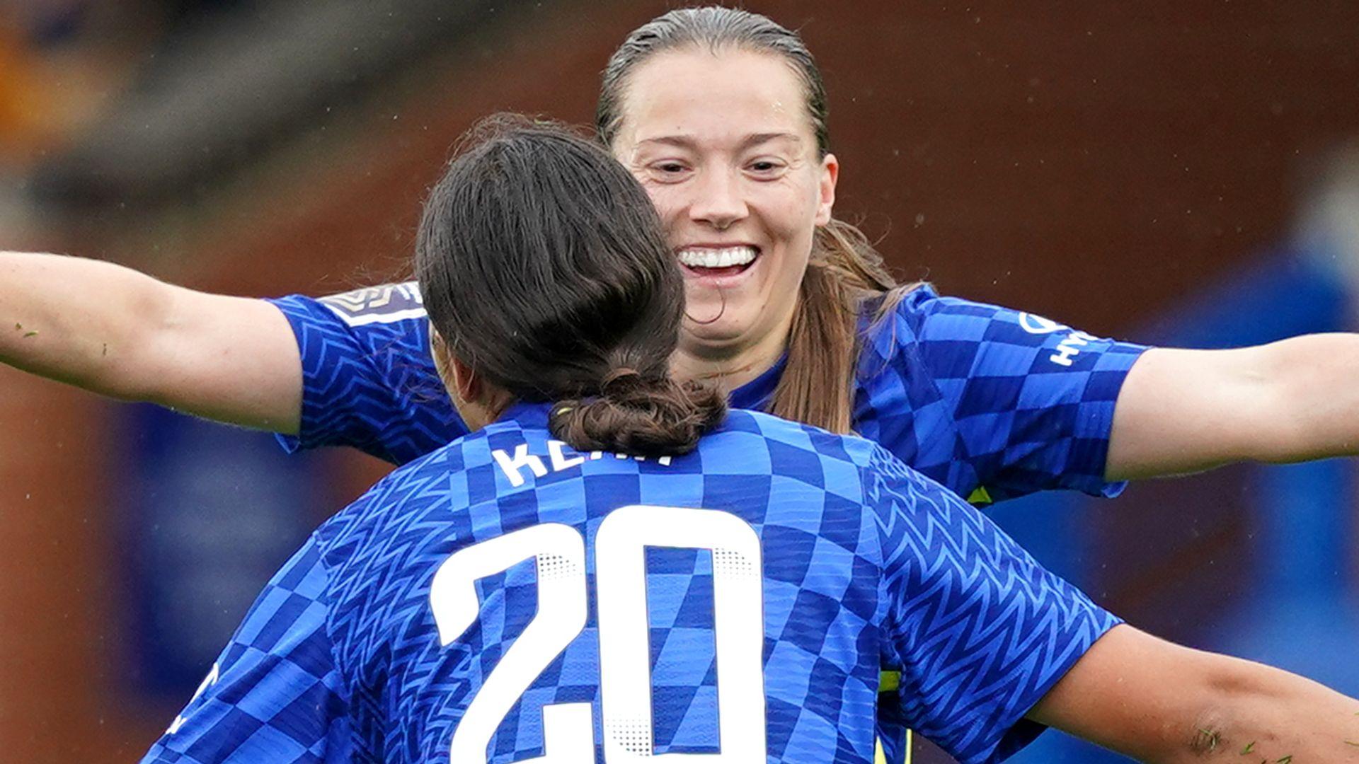 Juventus Women vs Chelsea Women LIVE!