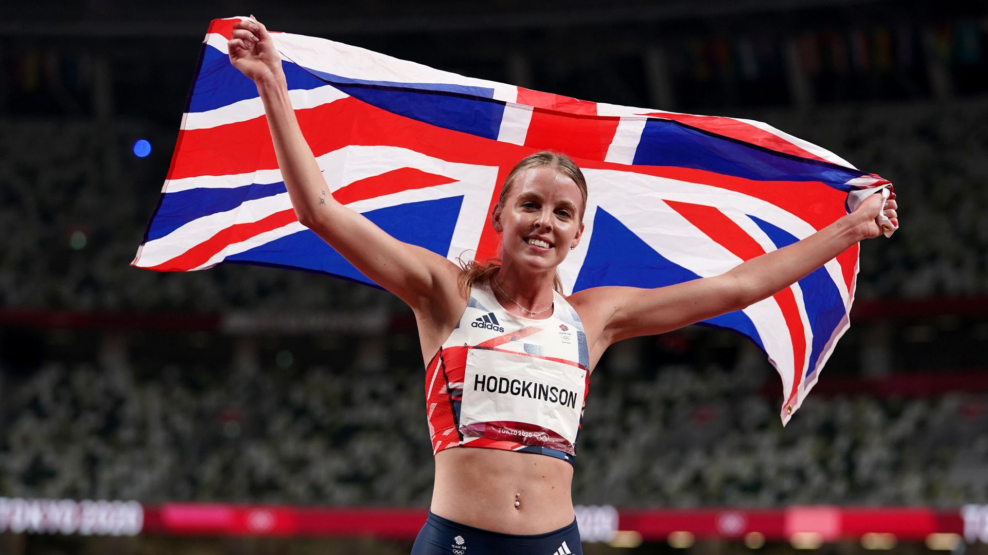 Hodgkinson offered top-level Olympic World Class funding