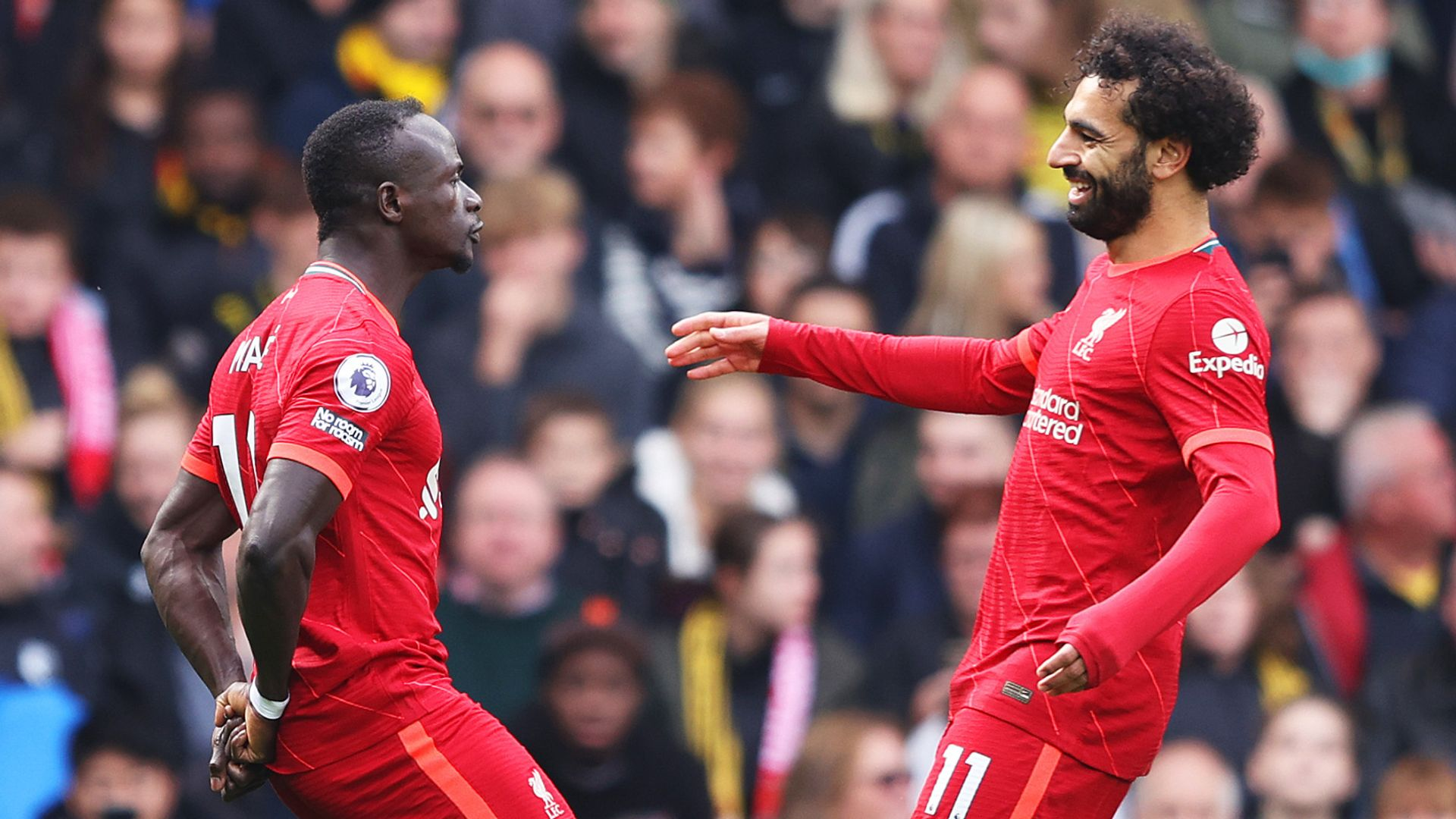 Mane milestone: Liverpool lead at Watford LIVE!