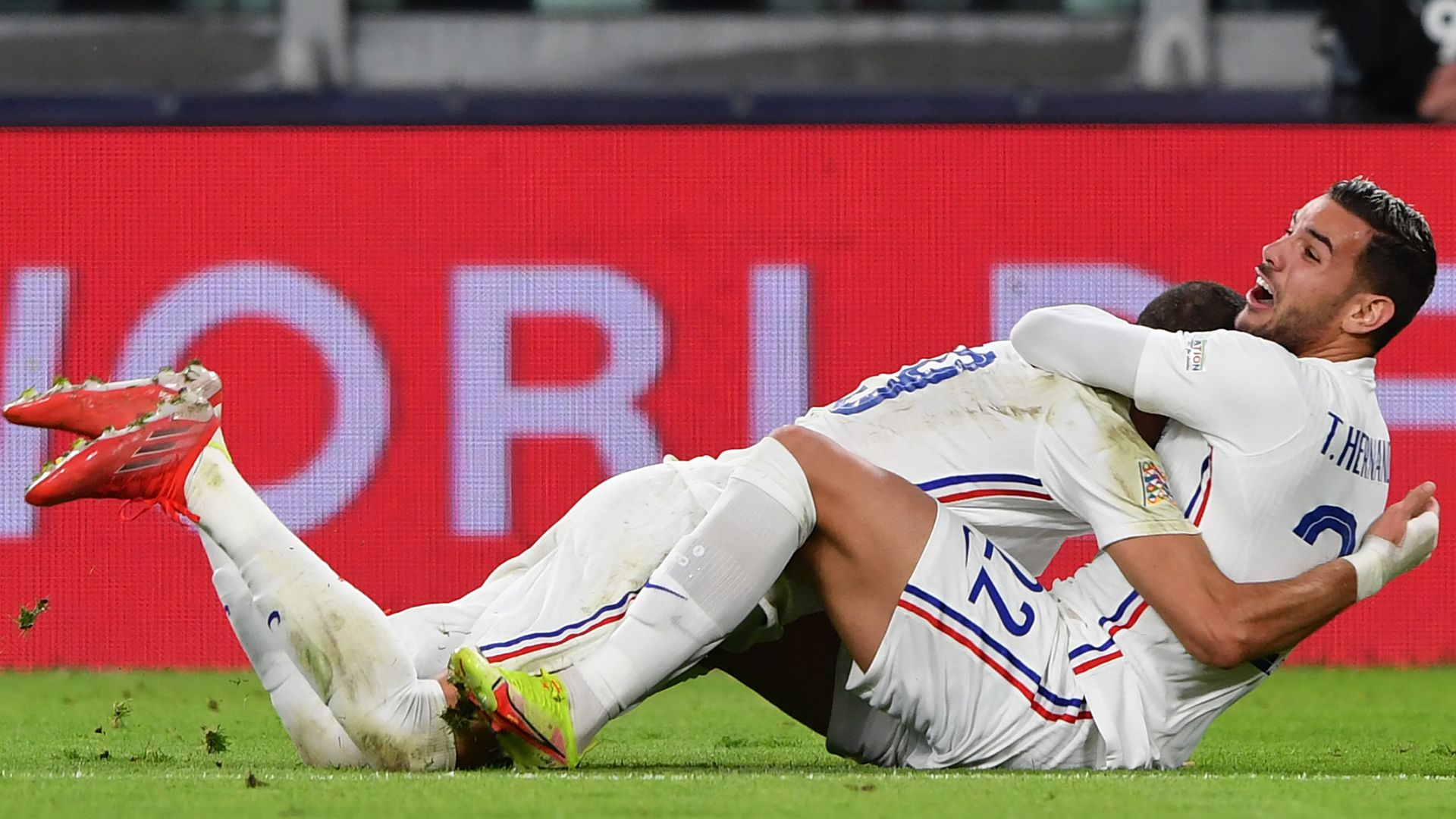 France into Nations League final after stunning comeback