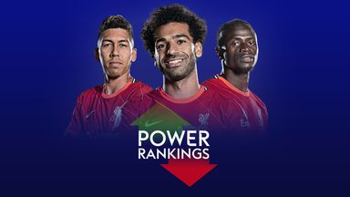 Image from Liverpool trio Mohamed Salah, Roberto Firmino & Sadio Mane top Premier League form chart
