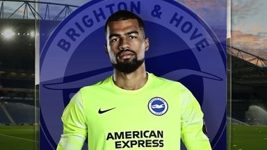 Image from Robert Sanchez exclusive interview: Brighton and Spain goalkeeper was a 'radical kid' who 'couldn't kick a ball'