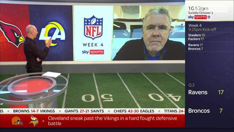 Peter King joins Neil Reynolds to look back on the first wins of the season for the New York Giants and Jets, as well as another offensive masterclass by the Buffalo Bills