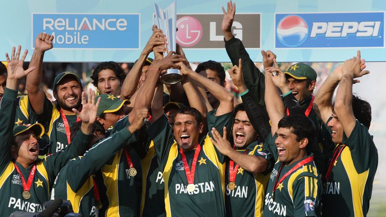Pakistan won the 2009 World Cup, beating Sri Lanka in the final at Lord's
