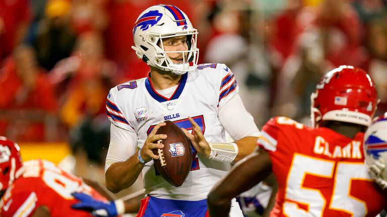 Former NFL executive Scott Pioli joins Inside The Huddle and talks up the Buffalo Bills as currently the best team in the NFL after their 4-1 start to the season.