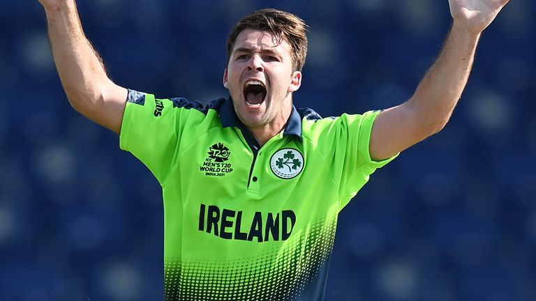 Ireland's Curtis Camper makes T20 World Cup history with four wickets in four balls against Netherlands |  Cricket News