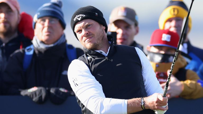 Danny Willett to victory in St Andrews