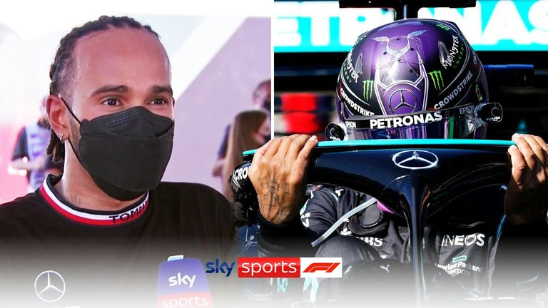 Lewis Hamilton says immediate fightback against Max Verstappen 'tough' prospect after US GP defeat