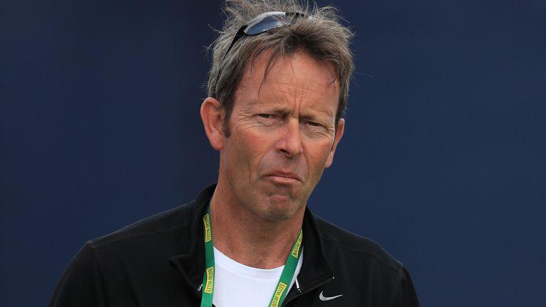 Fostul fotbalist britanic Jeremy Bates a lucrat cu Raducanu în California