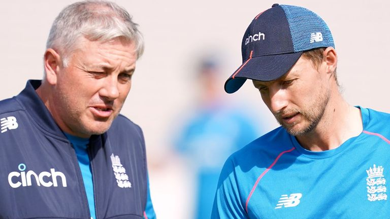 England head coach Chris Silverwood to select team with Root