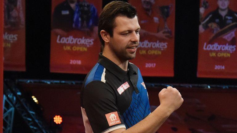 World Series of Darts Finals: Maik Kuivenhoven, Niels Zonneveld, Mervyn King and Kim Huybrechts all qualify |  Darts News