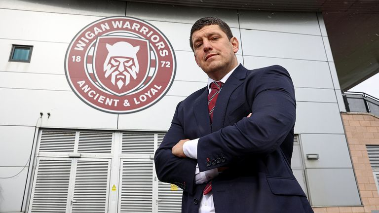Peet spoke exclusively to Sky Sports Rugby League after his appointment was confirmed