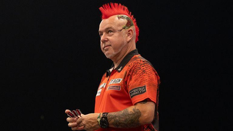 Peter Wright peut-il triompher au Grand Prix mondial ?
