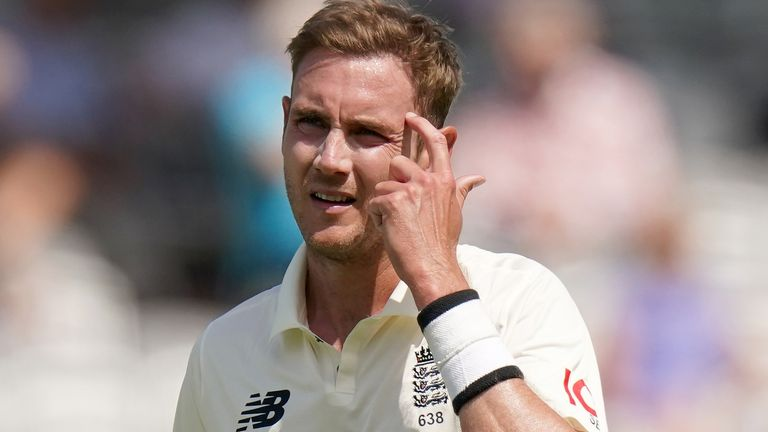 Stuart Broad: England bowler says Ashes squad must avoid being distracted by coronavirus restrictions in Australia    Cricket News
