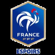 France U21 badge