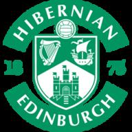 Hibernian badge