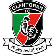 Glentoran badge